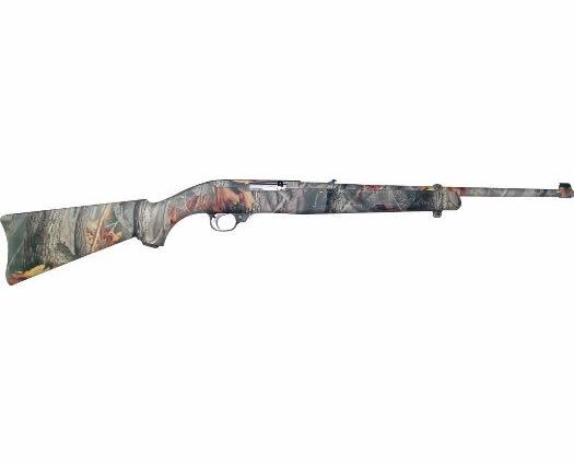 10 22 22 Lr Camo Ruger Rimfire Rifle